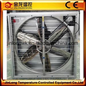 Heavy Duty Jinlong Ventilador de escape/ bascula Drop extractor de martillo