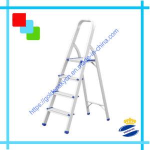 Алюминиевые лестницы домашних хозяйств в Интернете регулируемый удлинитель лестницы
