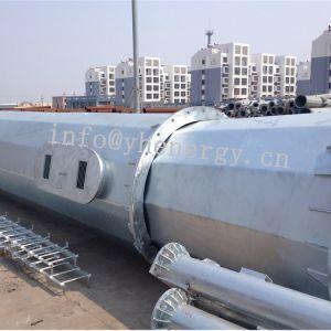 10kw de Turbogenerator van de wind/de Turbine van de Wind van het Gebruik van het Landbouwbedrijf of van de Fabriek