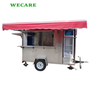 カスタマイズされた高品質の移動式食糧トレーラー