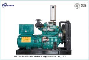 De Diesel van de tweede Hand Reeks van de Generator met de Alternator van Faraday van de Motor Weichai