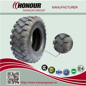 E3/L3 Nylon OEM de partialité de niveleuse chargeuse Earthmover OTR (pneus 29.5-25, 26.5-25, 23.5-25, 20.5-25, 17.5-25, 1600-25)