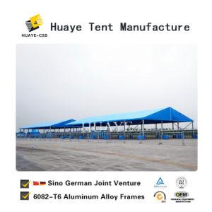 Neues bewegliches Aluminiumlager-Zelt mit Belüftung-Wänden