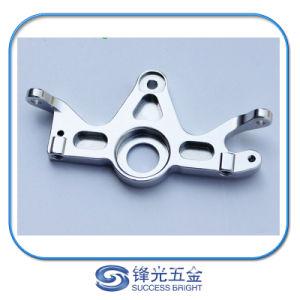 Professional personnalisés en aluminium anodisé d'Or Al6061-T6 usinés CNC de fixation (F-245)