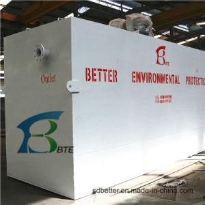 De aangepaste Installatie van de Behandeling van afvalwater van het Pakket met Compacte Structuur
