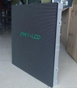 Haute luminosité Outdoor P8 Panneau affichage LED (die casting 640x640mm)