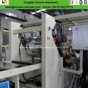Plástico ABS CADERAS PMMA que hace la máquina de extrusión de la Junta de Publicidad