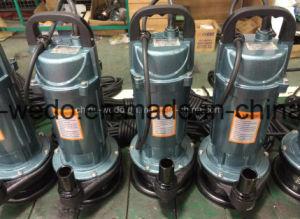 Pompe ad acqua sommergibili elettriche, pompa dell'azienda agricola del giardino di Qdx (alloggiamento di alluminio)