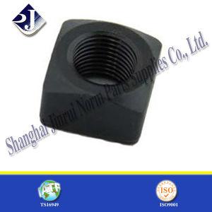 Noix carrée en acier normale de M8 DIN557 pour le boulon