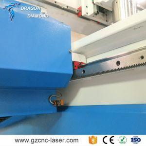Controlador Nc-Studio Gravura de Madeira Router CNC de Corte 1300mm*2500mm