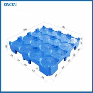 محترف خطّ عموديّ 16 زجاجات نوع من بلاستيكيّة لأنّ 5 جالون يعبر ماء