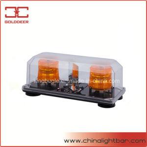 Bernsteinfarbige Doppelleuchtfeuer LED-Lightbars (TBD02456-2B)