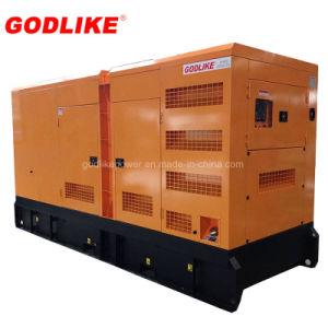 generatore diesel silenzioso di 200kVA 415V - Cummins alimentato (6CTAA8.3-G2) (GDC200*S)