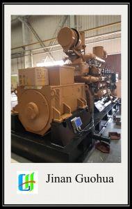 Jichai Chidong Jinan Motor Diesel 500KW de energia do gerador de gás natural