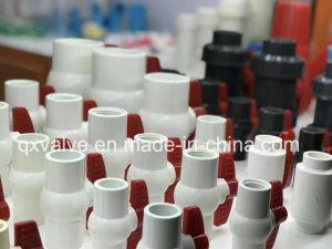 El abastecimiento de agua UPVC accesorios de tubería con el tamaño completo y el modelo!