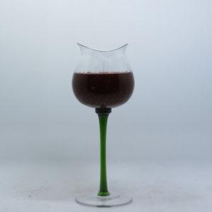Hotsale China Kunst-Glas-Cup-Gelee-Kerze