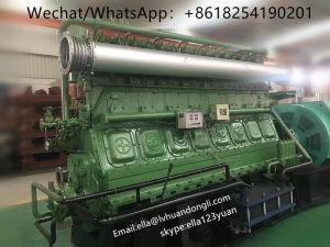 Generador de Gas Gas Sintético de 300kw