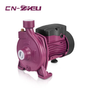 Elektrische Bewässerung-zentrifugale Wasser-Pumpe mit Edelstahl-Antreiber (CPM158)