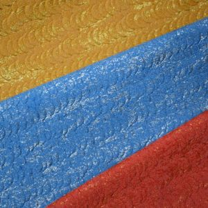 Texture de peau de crocodile en simili-cuir gaufrage pour sac de tissu du caisson de nettoyage