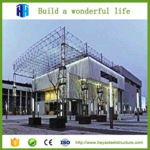Estructura de acero prefabricados bruta Edificio de arquitectura China Proveedor