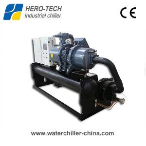 245*10^3 Hanbell Schrauben-Kompressor-Wasser-Kühler für thermostatisches System