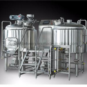 3000L 상업적인 사용된 큰 맥주 양조 장비