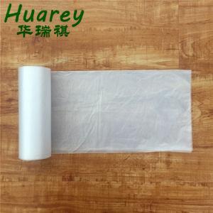 HDPE LDPE/bolsa de basura de plástico, bolsas de basura en el rollo