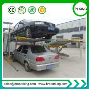 中国のハイエンド傾く2つのポスト小型車の駐車上昇