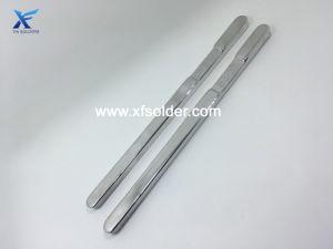Sac300錫の無鉛はんだ棒Anti-Oxidationの薄暗い銀製の錫
