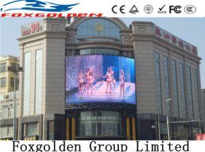 Fabriqué en Chine P10 écran extérieur de la publicité vidéo affichage LED