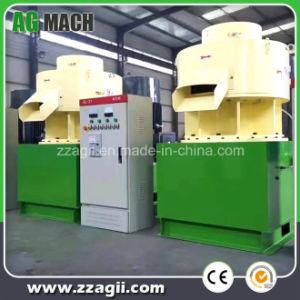 La biomasse Pellet Décisions machine à granulés de bois de sciure de bois de ligne