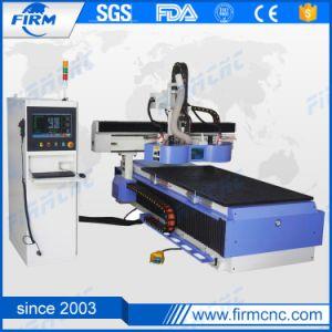 China Máquina Router CNC de madeira para a indústria de decoração de móveis