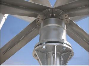 Barato preço 100W de alta eficiência Grnerator da turbina eólica com o controlador e o inversor