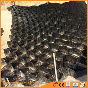 HDPE Zwarte Cellulaire Systemen Geocell