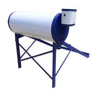 Calefator de água solar Non-Pressurized do sistema do calefator de água com tanque assistente