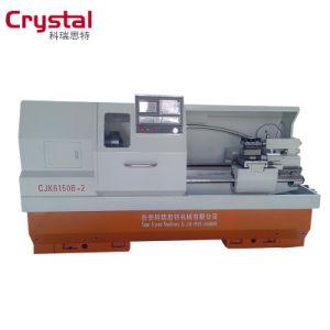 nuovo tornio Cjk6150b-2 del metallo di tensione 380V e di CNC di certificazione del Ce