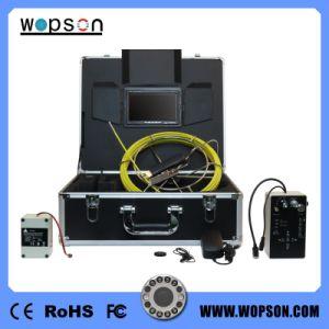 La detección de inspección de tuberías de alcantarillado mini cámara con la cabeza de cámara de 6mm