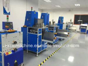 機械Skj-380/520のハードカバー本の包装