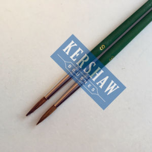 Kunstenaar Brush (ARTIST PAINTING BRUSH ROUND HEAD 24PCS-SET, paardhaar en houten handvat)