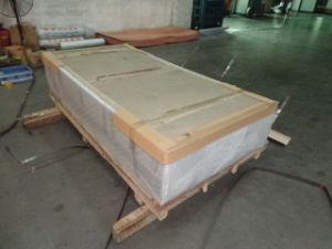 Тисненые штукатуркой стукко, алюминиевый лист с крафт-бумаги для теплоизоляции