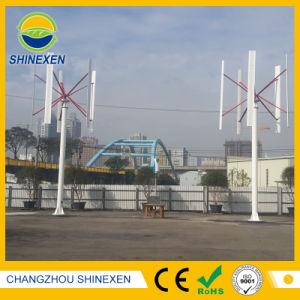 20kw 360V de la turbina de viento Vertical/generador de energía eólica