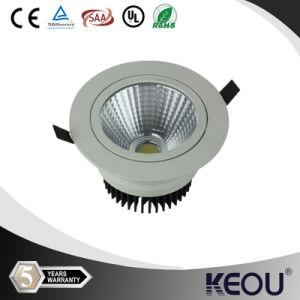 Baixar rebaixada COB 3W/5W/7W/10W/15W/20W/30W baixar as luzes de LED