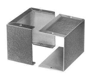 Brievenbus de van uitstekende kwaliteit van het Roestvrij staal van de Brievenbus van het Roestvrij staal