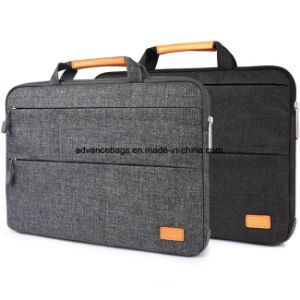 Пользовательский Ноутбук портфель документ сумка для ноутбука с плечевые ремни