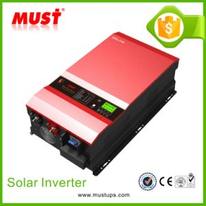 필요한 것 PV3500 Series Low Frequency 10kw DC48V에 AC 230V Pure Sine Wave Solar Inverter