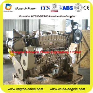 진짜 Cummins Marine Diesel Engine Power From 261~298kw