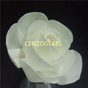 芳香剤のDia 8cmハンドメイドの木製のSolaの花