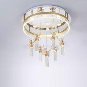 Lámparas de araña de luces colgantes Colgante de Cristal araña de cristal para Hall