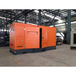 Большая мощность низкой цене звуконепроницаемых 10квт 100 квт 200квт до 500 квт 1000 квт дизельный генератор