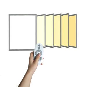 Controle remoto sem fio da luz do painel de LED 40W 600*600mm painéis do teto fabricados na China